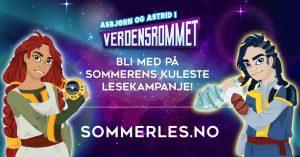 Sommerlesfest @ Kvinesdal bibliotek | Vest-Agder | Norge